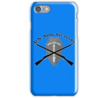 U.S. Infantry - Follow Me iPhone Case/Skin