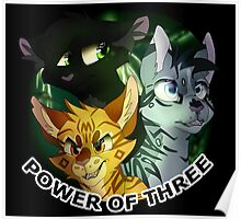 Power of Three Poster