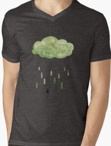 Acid Rain  Mens V-Neck T-Shirt
