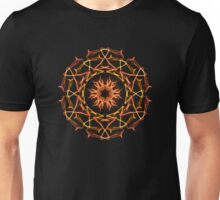 Energetic Geometry - Solar Blessing Unisex T-Shirt