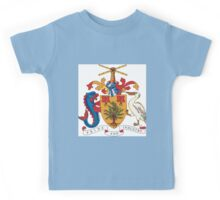 Barbados Coat of Arms If you like, please purchase, try a cell phone cover thanks Kids Tee
