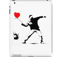 The Balloon Thrower iPad Case/Skin