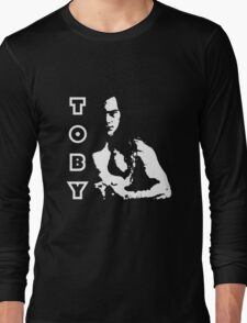 Toby Clements 'Toby' Artwork #1 Long Sleeve T-Shirt