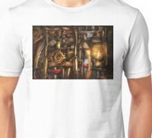 Steampunk - Mechanica  Unisex T-Shirt