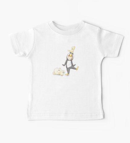 Penguin Dance Baby Tee