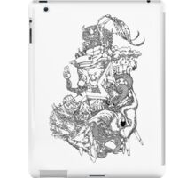 The pope - tablet cases iPad Case/Skin