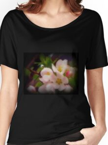 Colorful Spring Time Blooms Women's Relaxed Fit T-Shirt