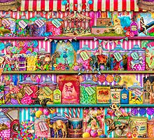 The Sweet Shoppe by Aimee Stewart