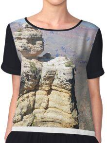 Grand Canyon Chiffon Top