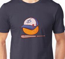 Clementine - Splatter Unisex T-Shirt