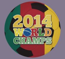 2014 World Champs Ball - Cameroon Kids Clothes