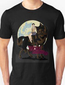 One Big Bad Wolf Unisex T-Shirt