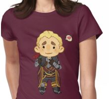 Little Cullen Womens Fitted T-Shirt