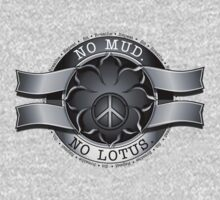 No mud. No Lotus. by dharmadogstudio