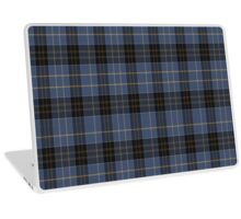 02657 Somerset County, New Jersey Fashion Tartan  Laptop Skin