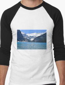 Lake Louise Men's Baseball ¾ T-Shirt
