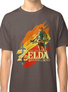 Legend of Zelda - Breath of The Wild Classic T-Shirt