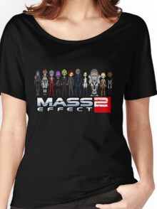 Mass Effect 2 Crew  ver.1 Women's Relaxed Fit T-Shirt