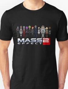 Mass Effect 2 Crew  ver.1 Unisex T-Shirt