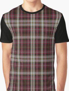 02654 Dunkeld Fashion Tartan Graphic T-Shirt