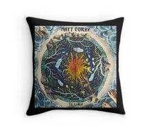 Matt Corby Telluric Throw Pillow