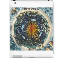 Matt Corby Telluric iPad Case/Skin