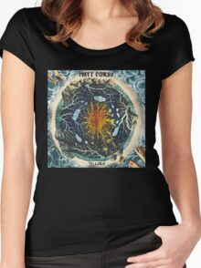 Matt Corby Telluric Women's Fitted Scoop T-Shirt