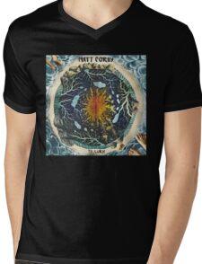 Matt Corby Telluric Mens V-Neck T-Shirt