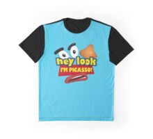 Hey Look I'm Picasso Toy Story Graphic T-Shirt