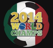 2014 World Champs Ball - Mexico Kids Clothes