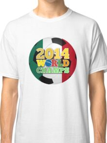 2014 World Champs Ball - Mexico Classic T-Shirt