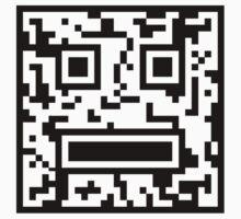 QR code man - PIXEL by leroimacaque