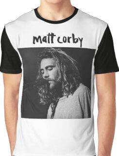 Matt Corby Graphic T-Shirt