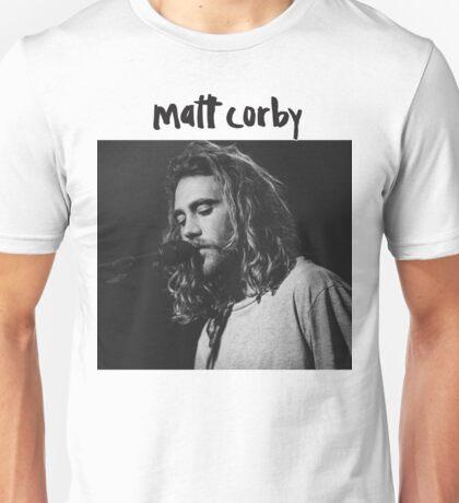 Matt Corby Unisex T-Shirt