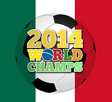 2014 World Champs Ball - Mexico by crouchingpixel