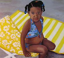 Beach Beauty by Laurie Bostian