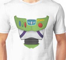 Buzz Lightyear Chest - Toy Story Unisex T-Shirt