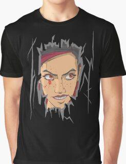 Heeeeeeeeeere's Mary! Graphic T-Shirt