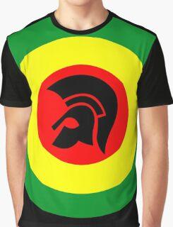 Trojan Graphic T-Shirt