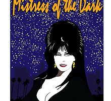 Elvira- Mistress of the Dark by Rich Anderson