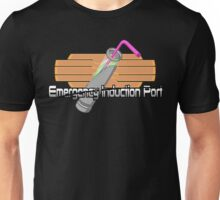 Emergency Induction Port Unisex T-Shirt