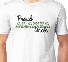 Proud Alaska Uncle Unisex T-Shirt