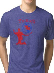off-center beltre Tri-blend T-Shirt