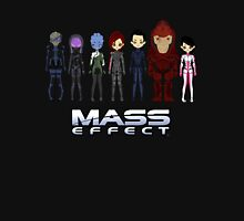 Mass Effect Cartoon - Jane Shepard Unisex T-Shirt