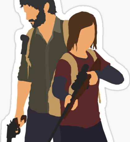The Last of Us Sticker