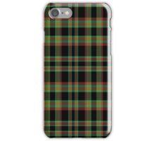 02647 Loudoun County, Virginia Fashion Tartan  iPhone Case/Skin
