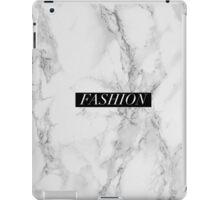FASHION MARBLE iPad Case/Skin