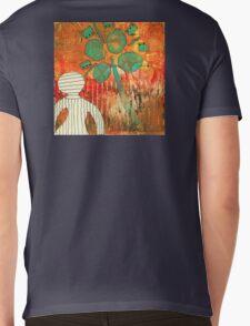 Camera Shy (Monotype) Mens V-Neck T-Shirt