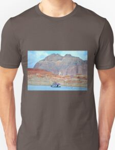 Lake Powell in Page, Arizona Unisex T-Shirt