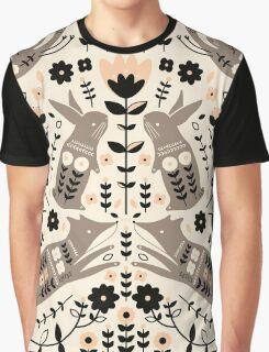 Woodland Folklore  Graphic T-Shirt